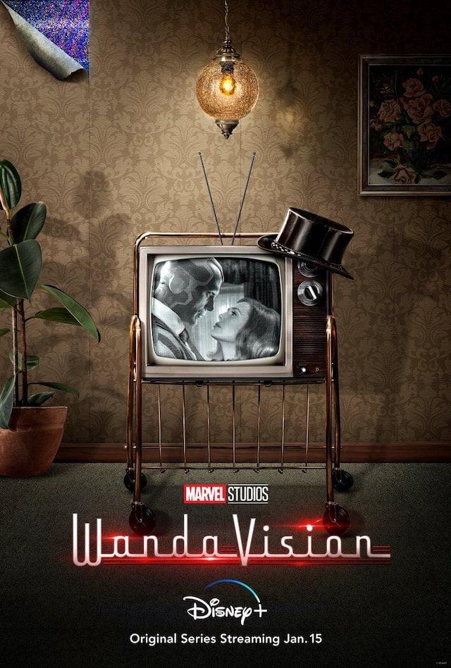 Wandavision - I Poster, Le News E I 2 Trailer 4 - Hynerd.it
