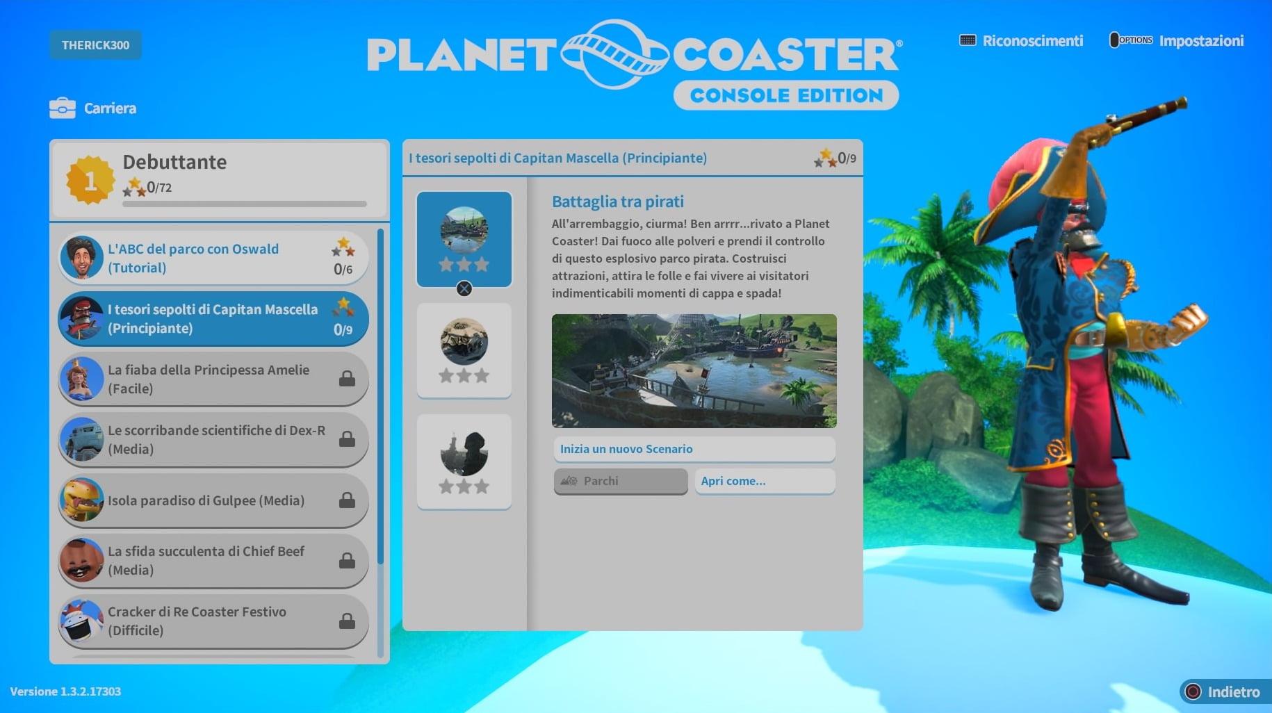 Recensione Planet Coaster: Console Edition