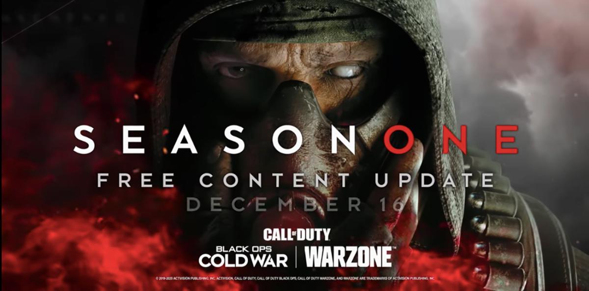 Call Of Duty: Black Ops Cold War – Annunciata La Stagione 1