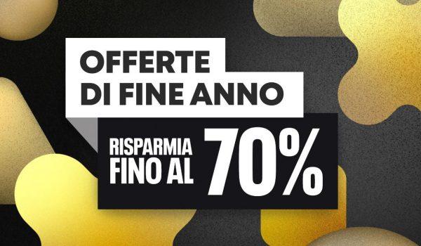 Playstation Store Sconti Di Fine Anno