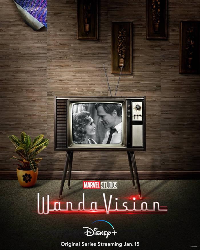 Wandavision - I Poster, Le News E I 2 Trailer 3 - Hynerd.it