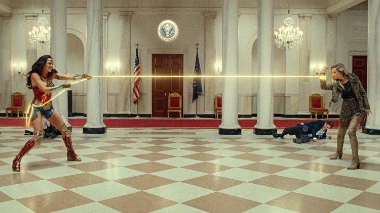 Lo Scontro Alla Casa Bianca