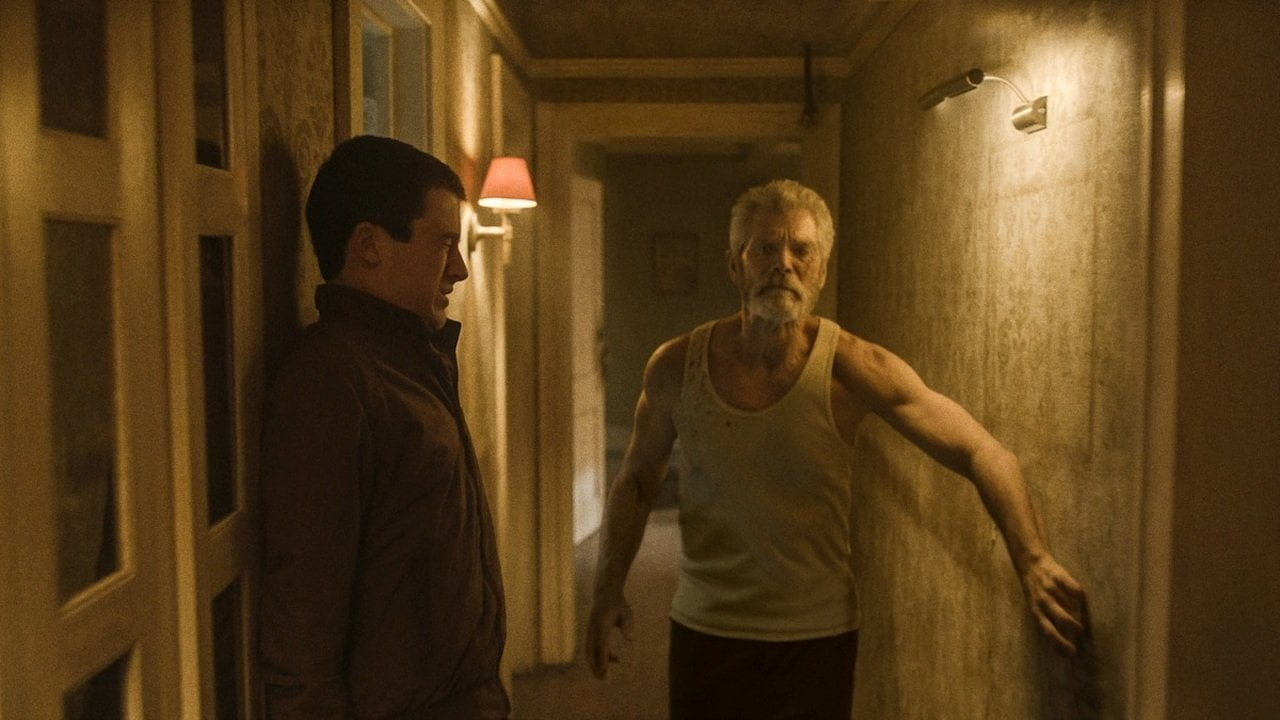 Man In The Dark (Don'T Breathe): Nel Posto Sbagliato Al Momento Sbagliato - Recensione 5 - Hynerd.it