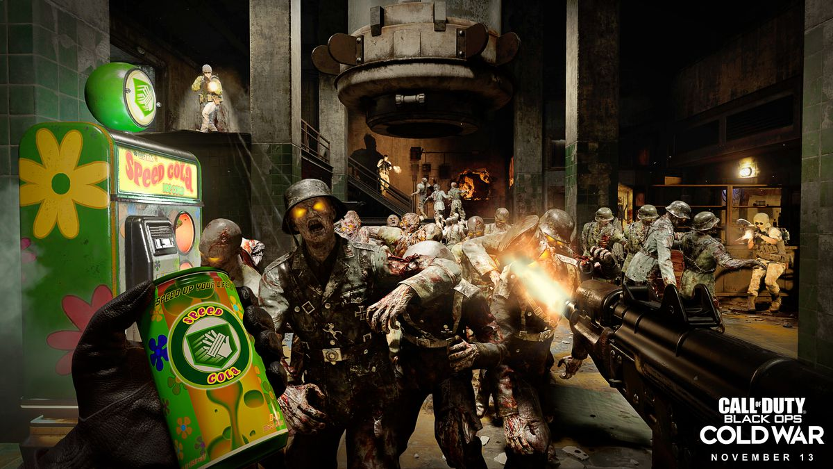 Call Of Duty: Black Ops Cold War - 3 Consigli Per La Modalità Zombi 2 - Hynerd.it