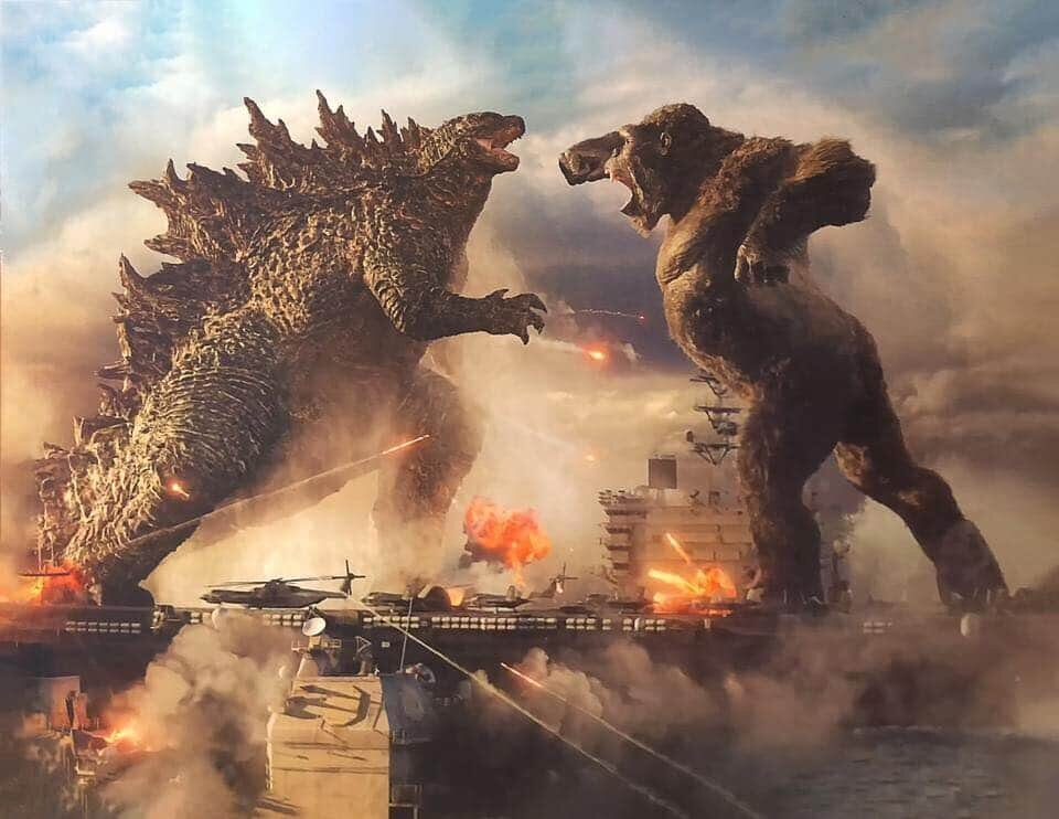 Godzilla Vs Kong - Chi Vincerà? 7 - Hynerd.it