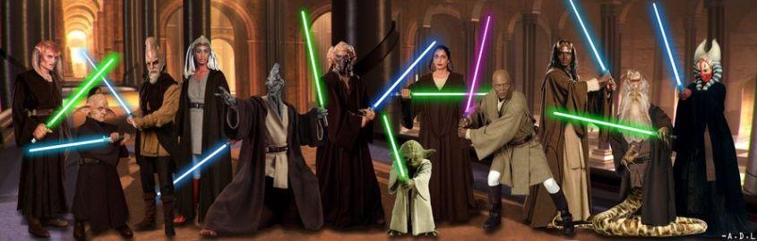 Il Consiglio Dei Jedi Nella Trilogia Di Star Wars