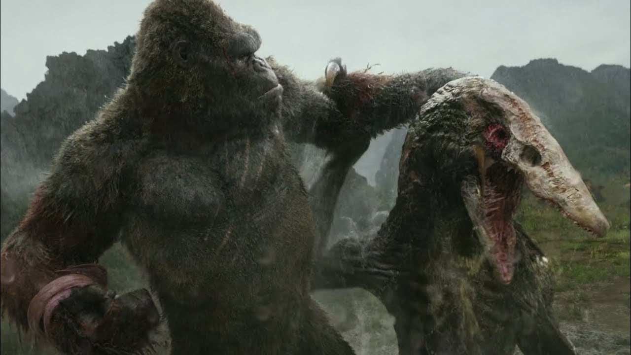 Godzilla Vs Kong - Chi Vincerà? 5 - Hynerd.it