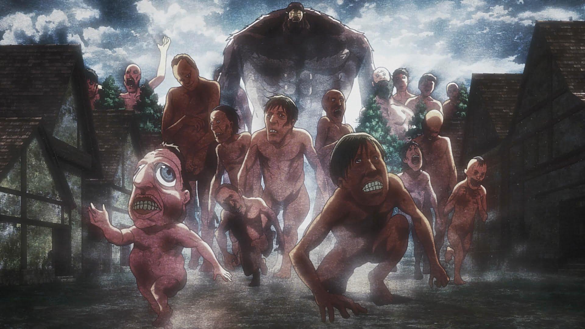 L'attacco Dei Giganti - Top 5 Personaggi Giganti 2 - Hynerd.it