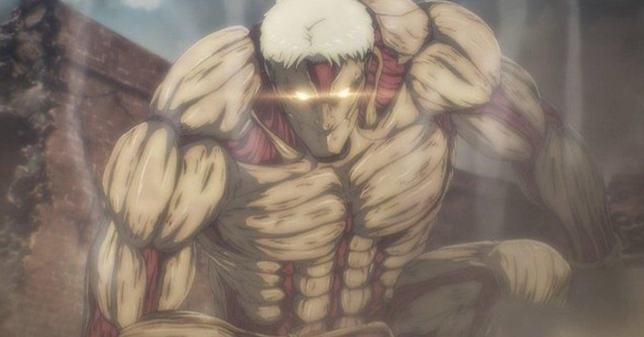 L'attacco Dei Giganti - Top 5 Personaggi Giganti 5 - Hynerd.it