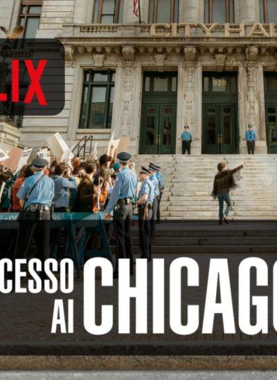 Il Processo Ai Chicago 7 #Roadtooscars