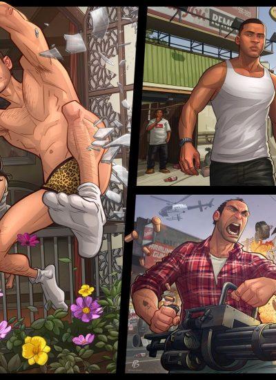 Pasqua A Los Santos – I 5 Migliori Easter Egg Di Grand Theft Auto
