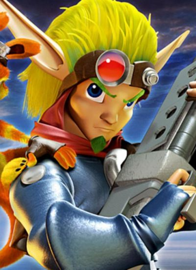 Jak And Daxter: L'Ip Dimenticata Da Naughty Dog