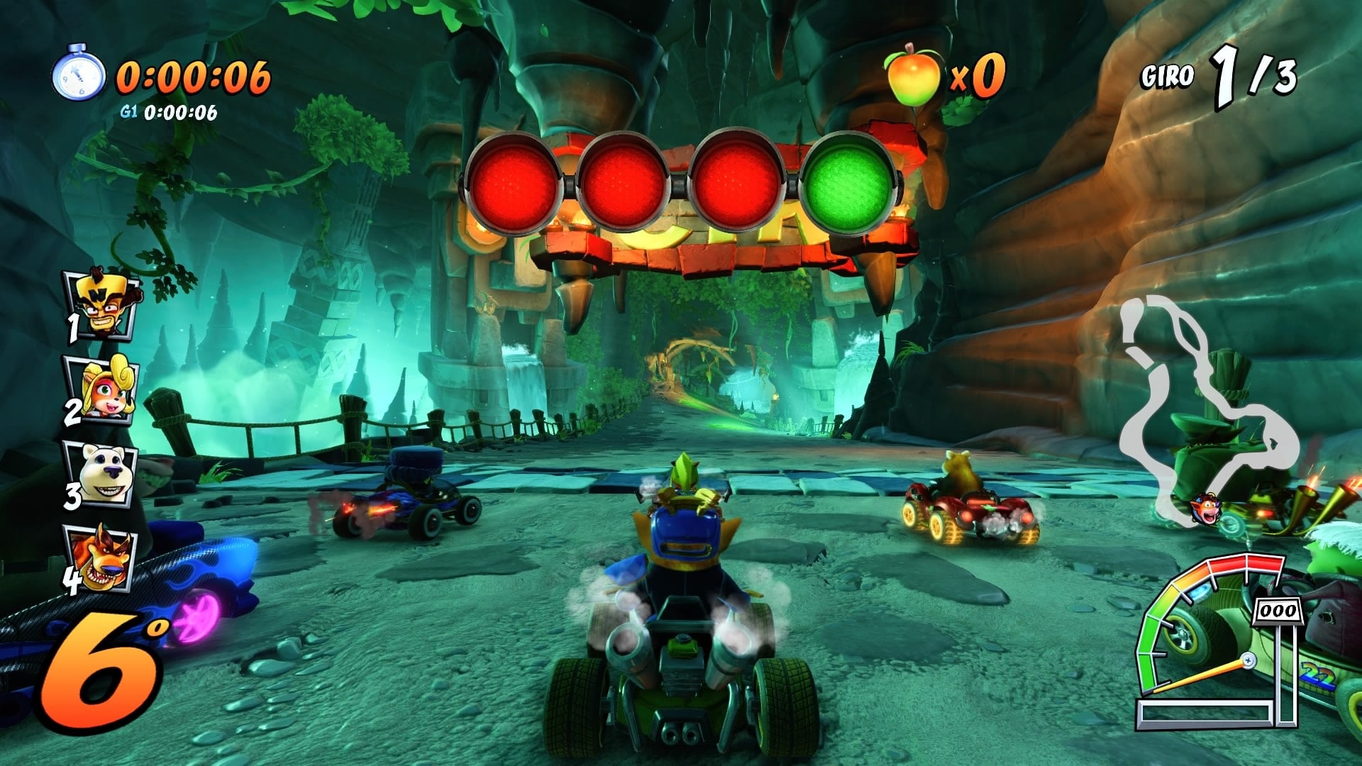 Crash Team Racing Nitro Fueled: 20 Anni Dopo - Recensione 6 - Hynerd.it