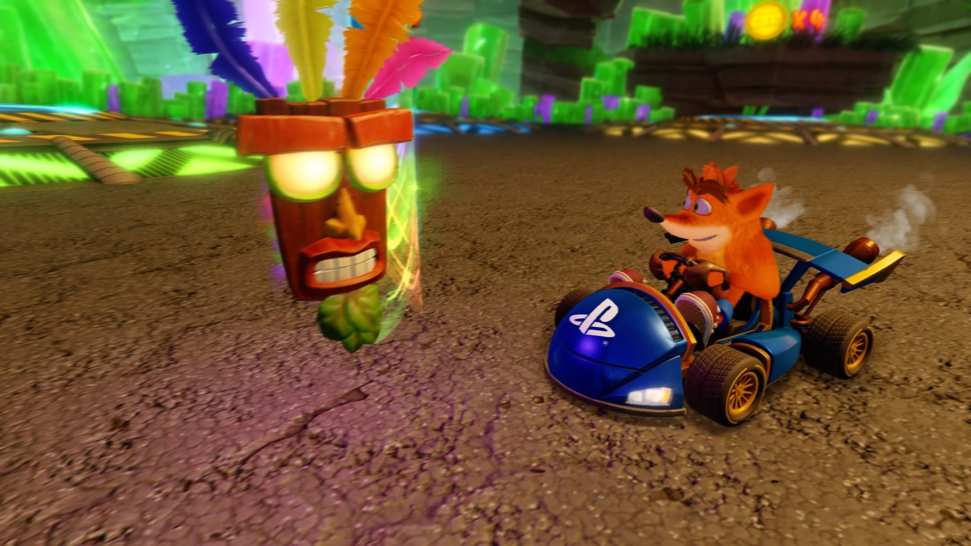 Crash Team Racing Nitro Fueled: 20 Anni Dopo - Recensione 2 - Hynerd.it