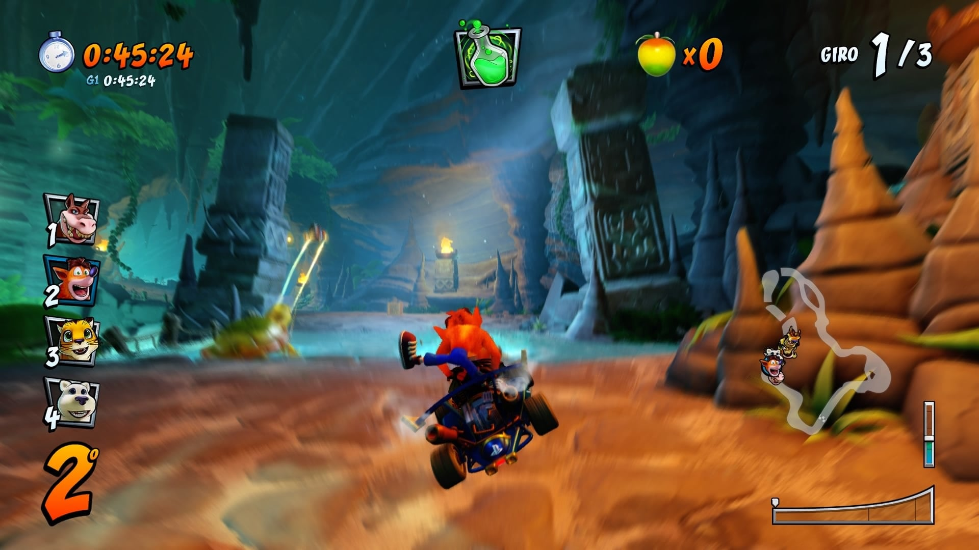 Crash Team Racing Nitro Fueled: 20 Anni Dopo - Recensione 5 - Hynerd.it