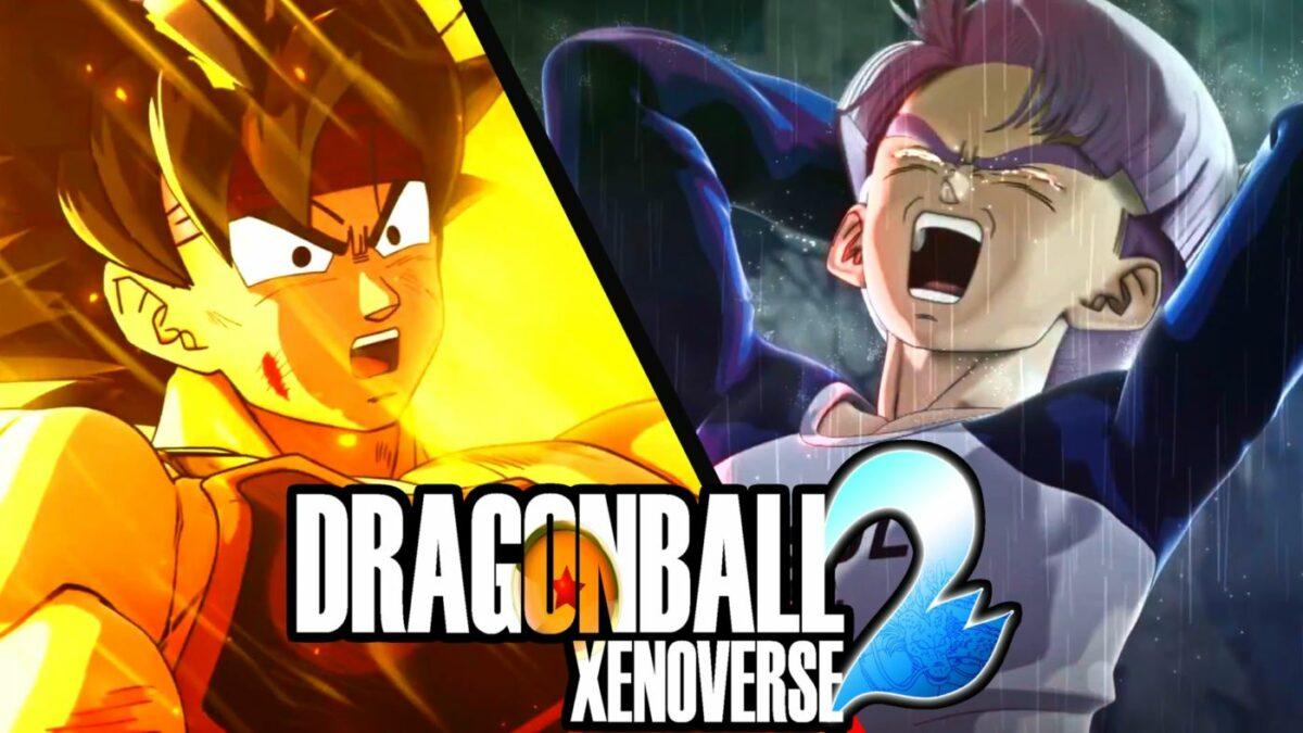 Dragon Ball Xenoverse 2: Ecco Il Gioco In Molte Immagini Più La Copertina Ufficiale