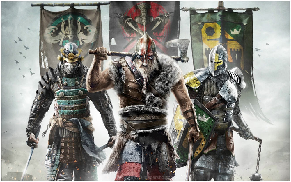 For Honor Campagna Single Player