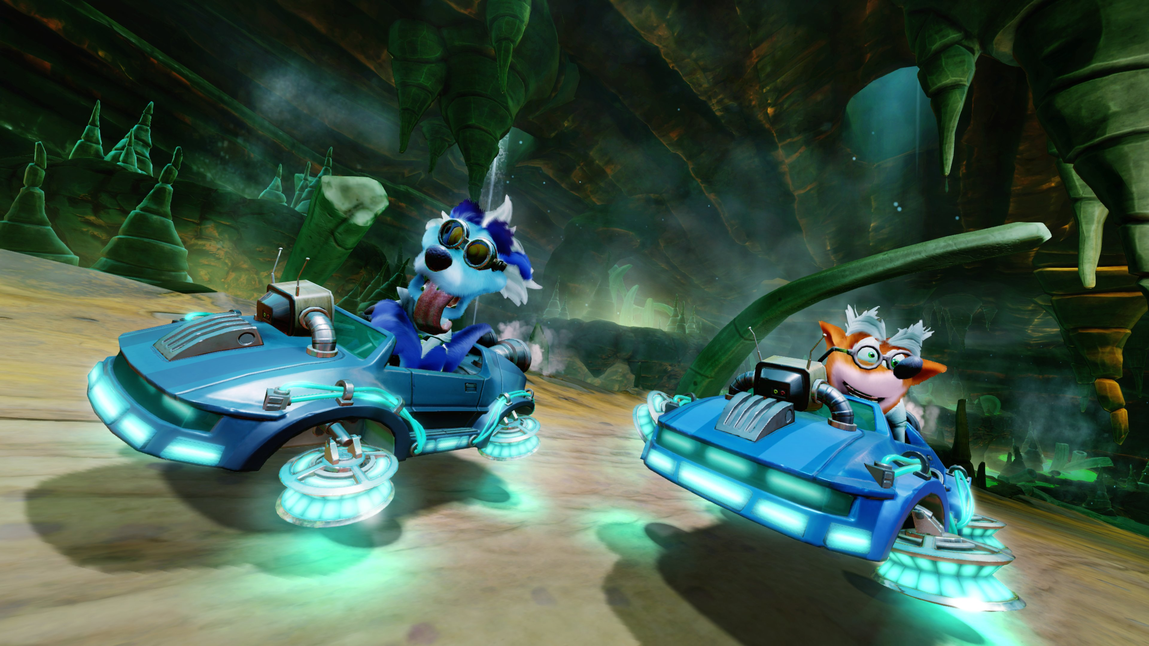 "Crash Team Racing Nitro-Fueled Annuncia ""Back N. Time"" Nel Prossimo Grand Prix! 2 - Hynerd.it"