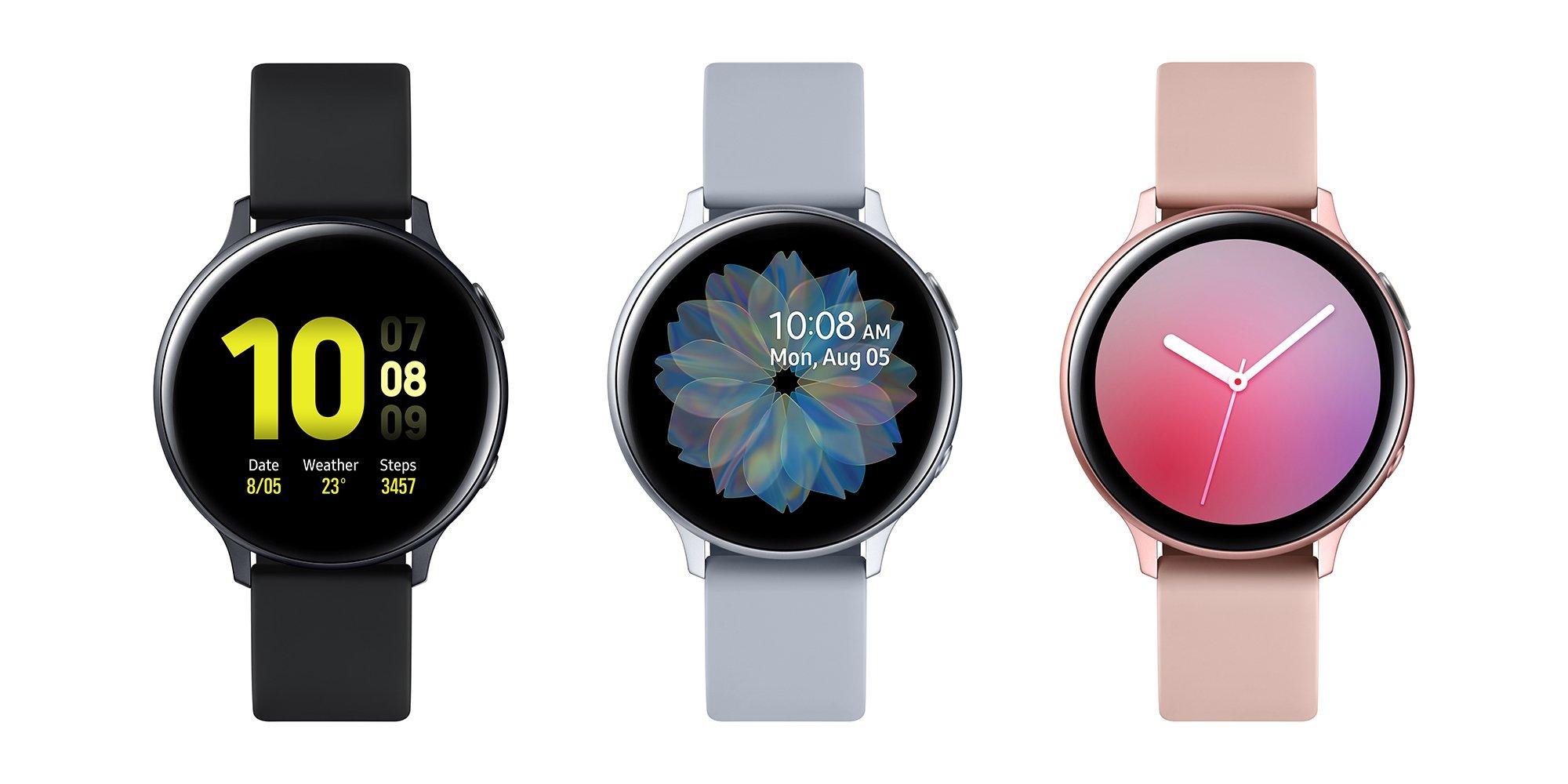 La famiglia Galaxy si amplia! Presentato il nuovo Galaxy Watch Active2 3