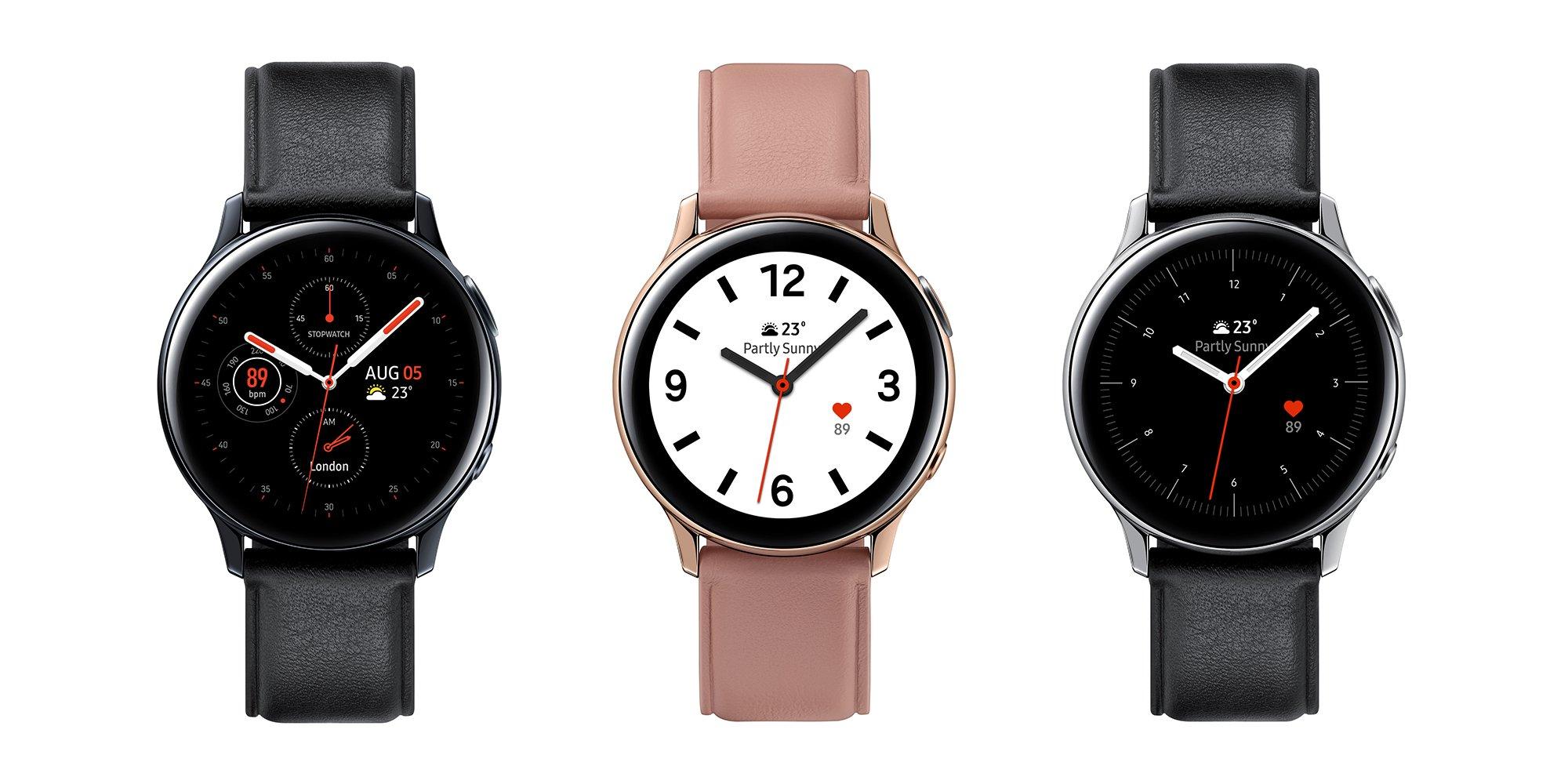 La famiglia Galaxy si amplia! Presentato il nuovo Galaxy Watch Active2 4