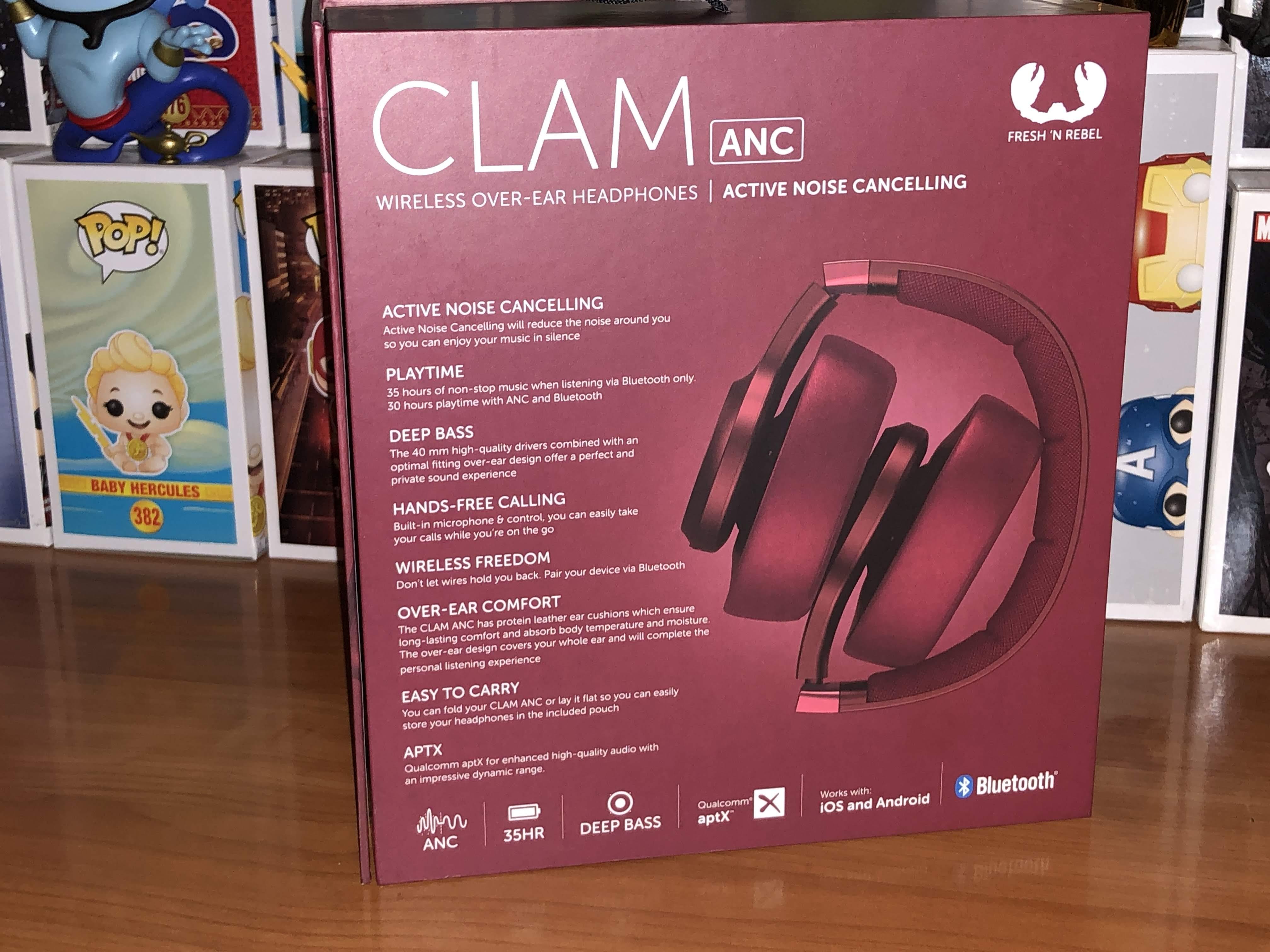 Recensione Clam Anc - Al Limite Della Perfezione 4 - Hynerd.it