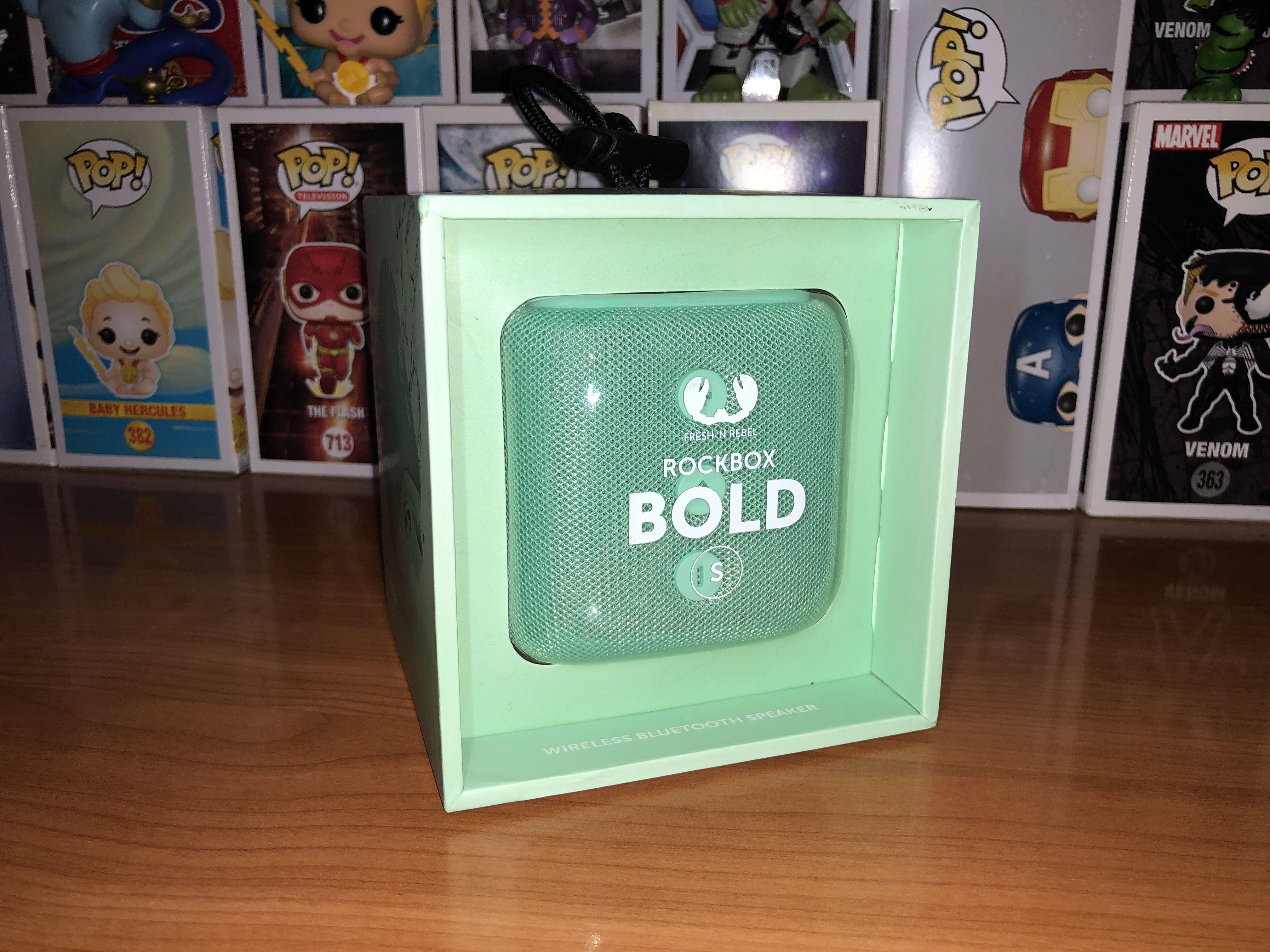 Recensione Rockbox Bold S - Lo Speaker Compatto Di Fresh'N Rebel 3 - Hynerd.it