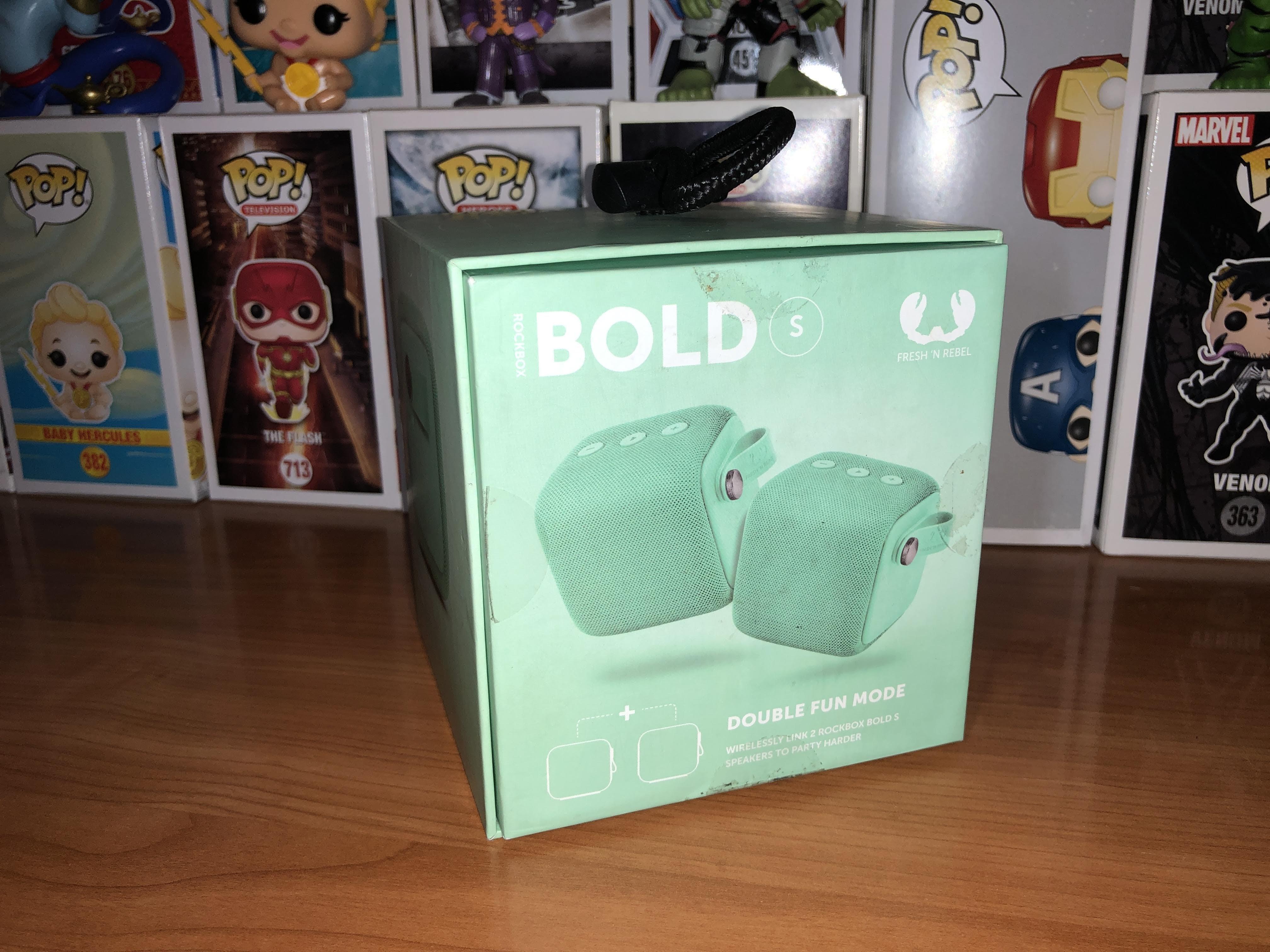 Recensione Rockbox Bold S - Lo Speaker Compatto Di Fresh'N Rebel 4 - Hynerd.it