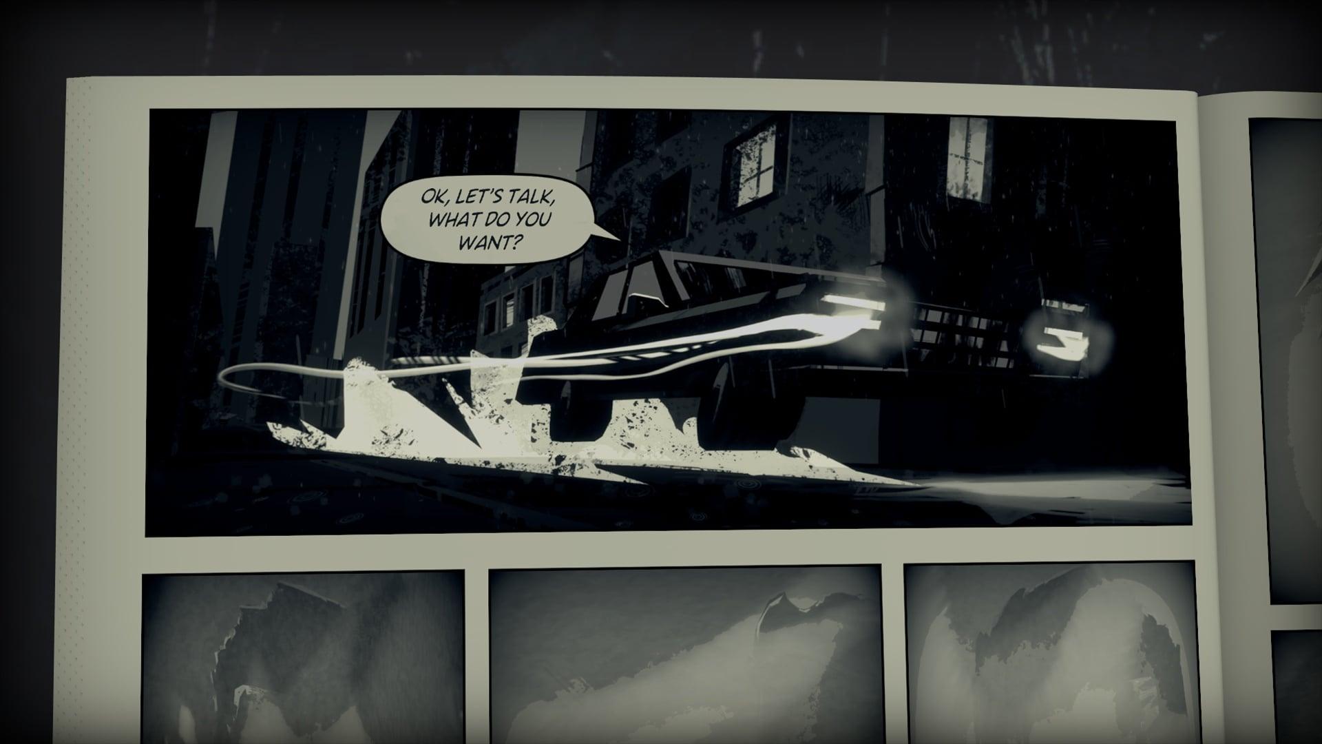 Atomic Wolf Annuncia Liberated E Il Suo Futuro Distopico 2 - Hynerd.it