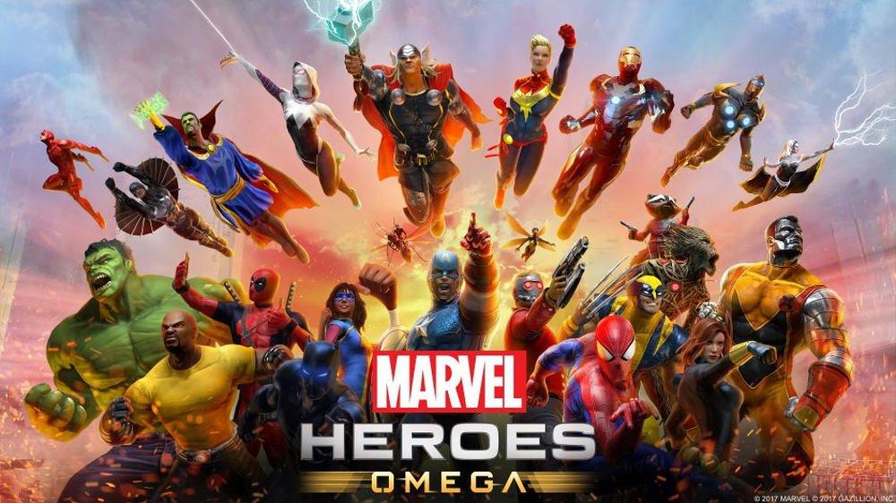Annunciato Marvel Heroes Omega Per Ps4 E Xbox One 1 - Hynerd.it