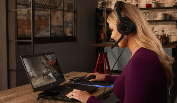 Hp Gaming Festival: Il Primo Laptop Dual-Screen Da Gaming Al Mondo E Tante Innovazioni Per I Videogiocatori 14 - Hynerd.it