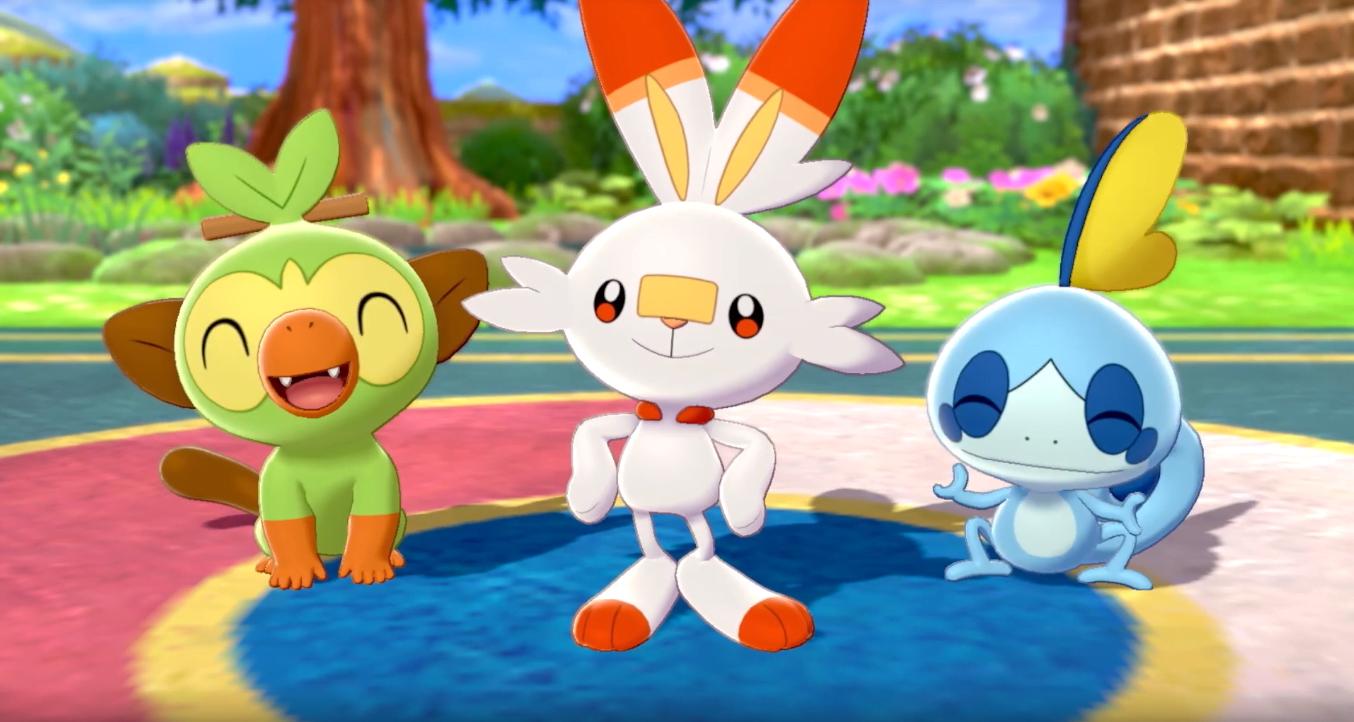 Pokémon Spada E Scudo - Data Di Uscita, Leggendari E Tanto Altro 7 - Hynerd.it