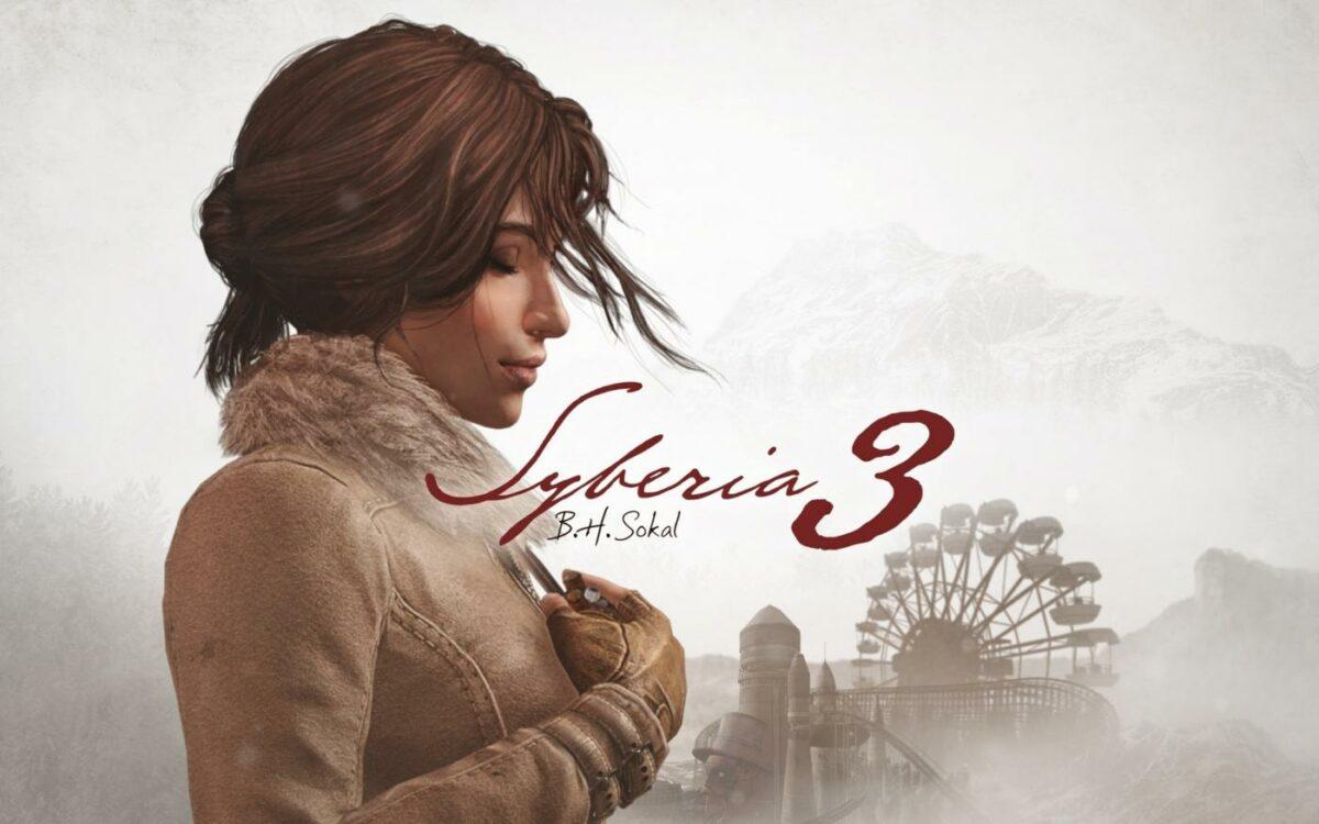 Syberia 3: Rivelati La Data Di Uscita E Il Primo Trailer