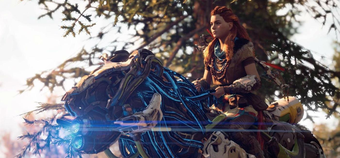 Hideo Kojima Apprezza Horizon Zero Dawn