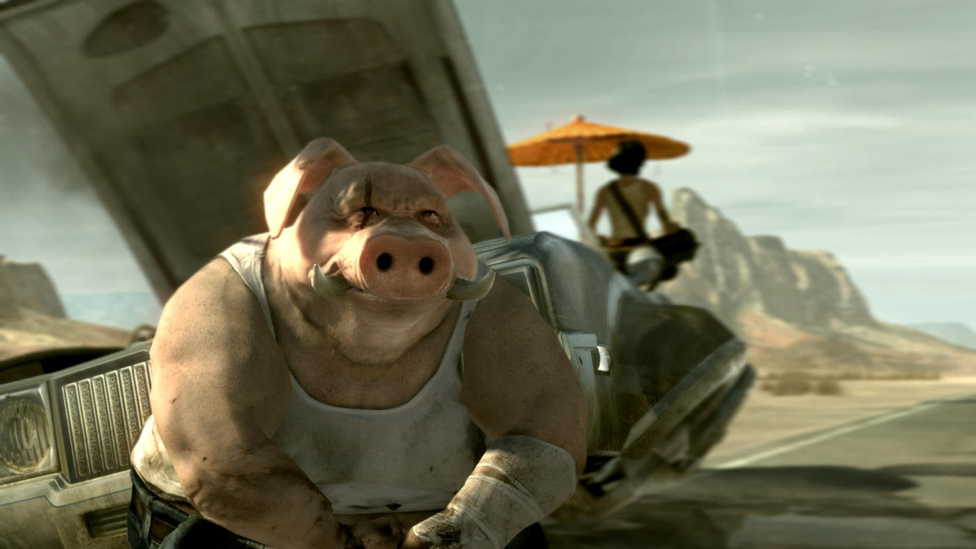Beyond Good &Amp; Evil 2 Non Sarà Presente All'E3 2017 1 - Hynerd.it