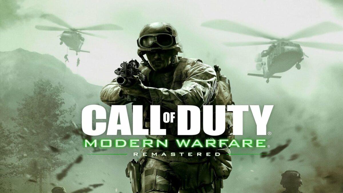Call Of Duty: Modern Warfare Remastered Arriverà In Versione Standalone