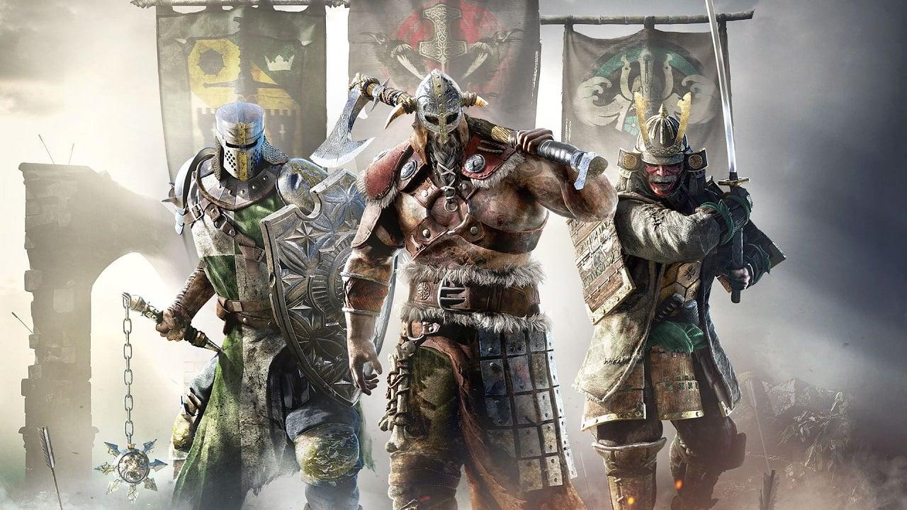 La Closed Alpha Di For Honor Inizia Oggi Su Ps4, Xbox One E Pc! 1 - Hynerd.it