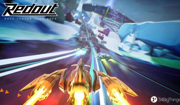 Redout: Il Gioco Di Corse Futuristico Uscirà A Fine Anno Su Playstation 4 37 - Hynerd.it