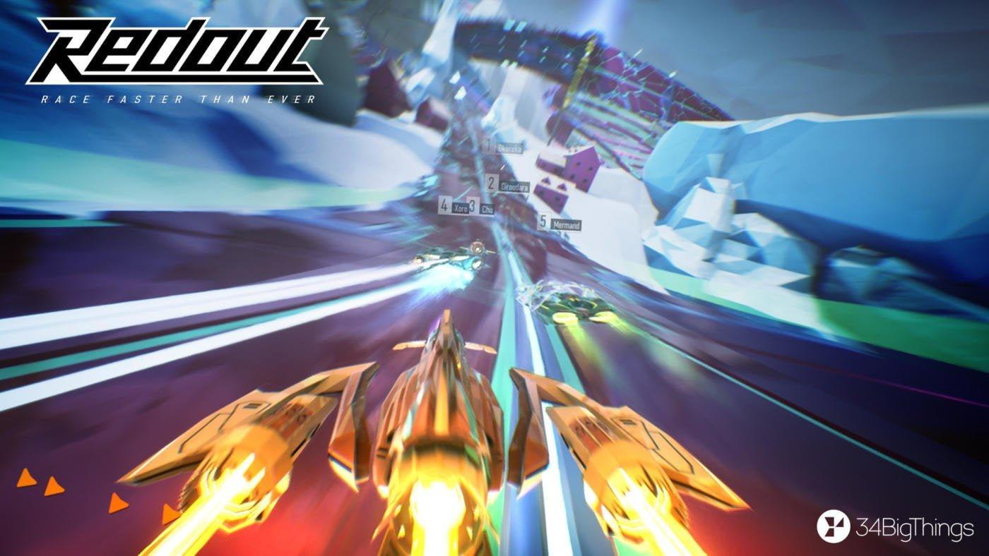 Redout: Il Gioco Di Corse Futuristico Uscirà A Fine Anno Su Playstation 4 1 - Hynerd.it
